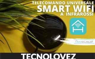 telecomando smart  wi-fi   infrarossi  homcloud