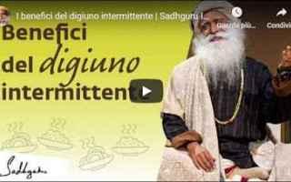 Alimentazione: sadhguru mente salute video guru