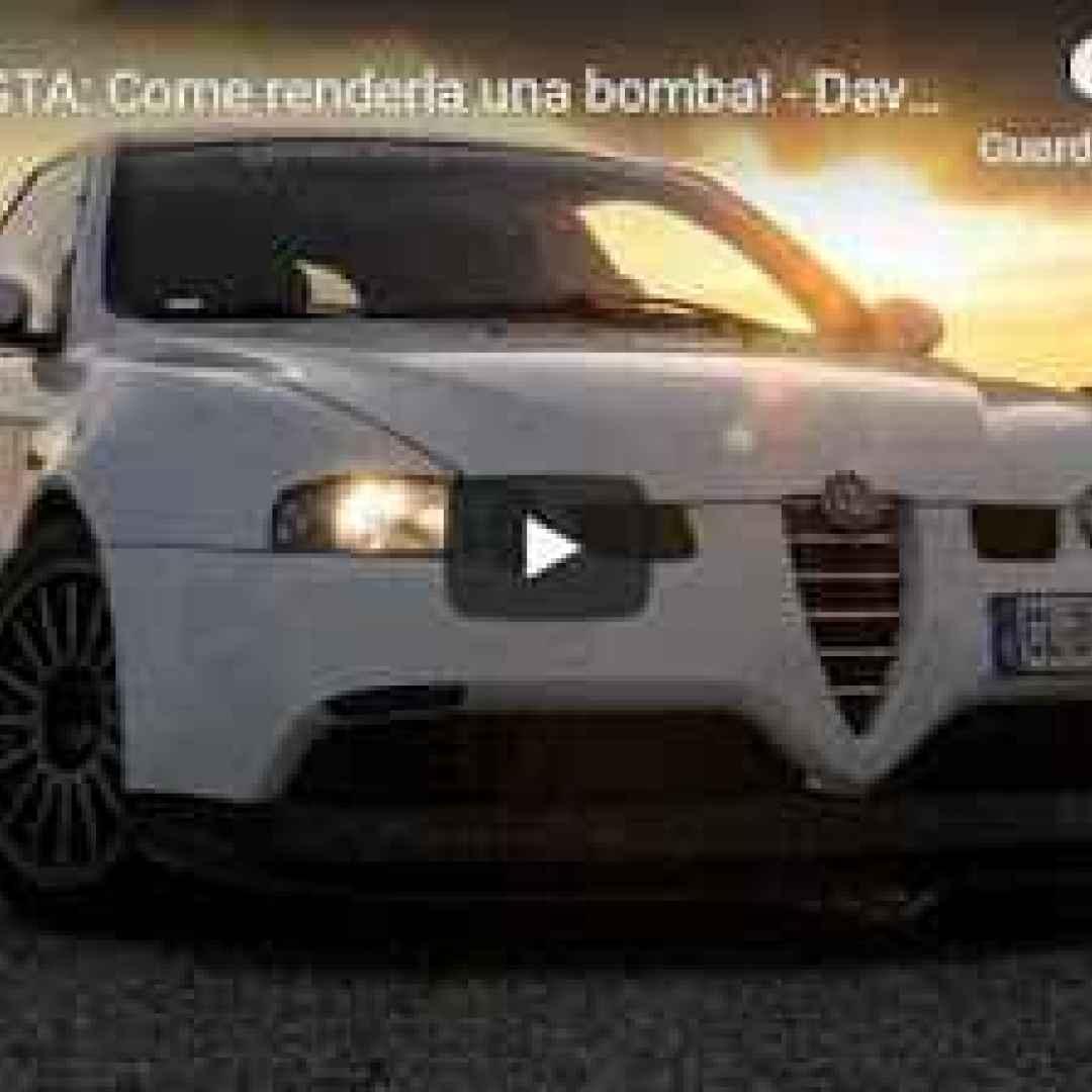 auto video davide cironi motori pilota