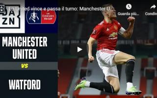 Calcio Estero: coppa inghilterra video calcio gol