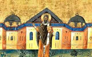 Religione: gregorio di nissa  nissa  nisseno