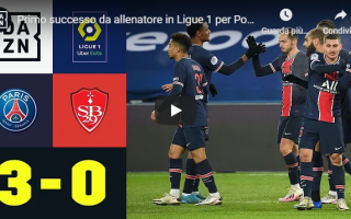 Calcio Estero: parigi psg francia video calcio gol