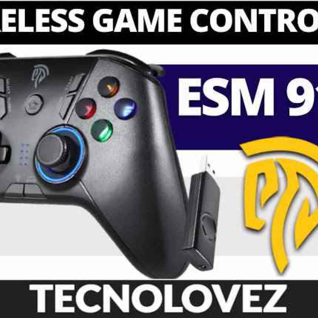easysmx esm 9110 wireless game