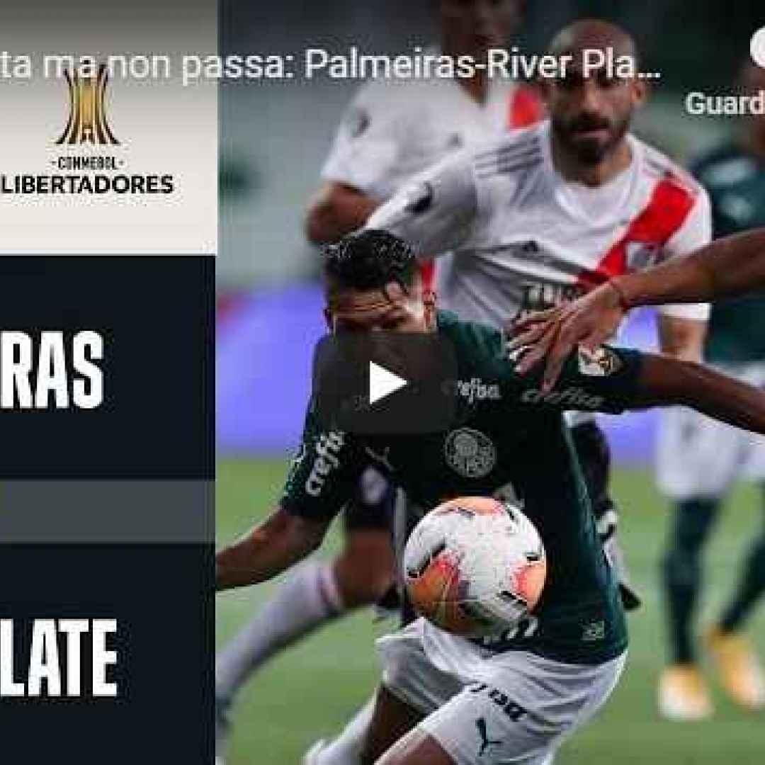 coppa libertadores video calcio gol