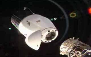 Astronomia: spacex  nasa  dragon
