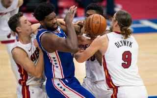 Basket: 76ers  heat
