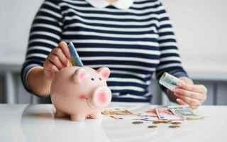 Soldi: risparmi  budget  soldi