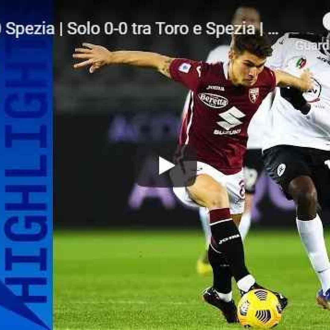 torino spezia video calcio sport gol