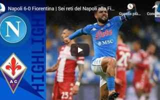 napoli fiorentina video gol calcio