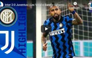 milano inter juventus video calcio gol