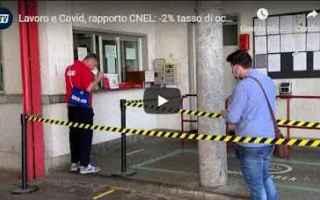 Lavoro: lavoro video cronaca covid italia