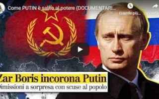 russia video putin storia documentario