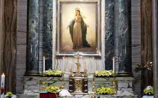 Religione: ratisbonne  madonna del miracolo