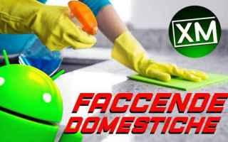 casa pulizie android famiglia app