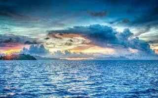 Viaggi: isole  oceano pacifico  covid  pandemia
