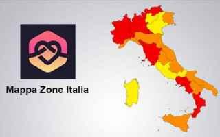 Tecnologie: covid virus italia regioni dpcm android