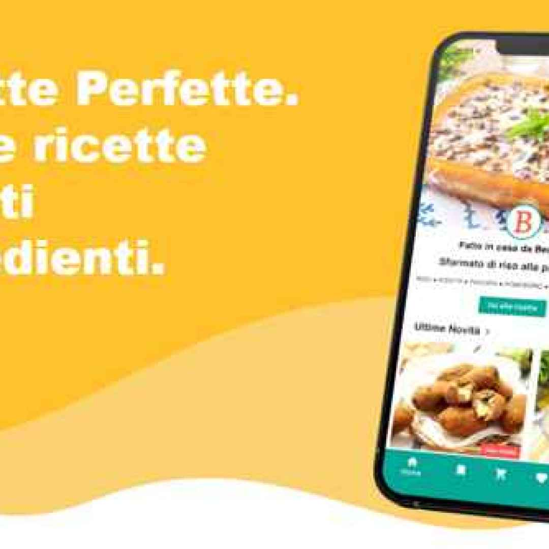 ricette cucina food android iphone chef