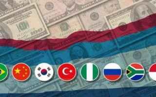 Borsa e Finanza: economia  emergenti  aroon  scalping