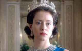 Spettacoli: the crown  serie tv  netflix