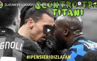 Calcio: ibra lukaku video inter milan coppa