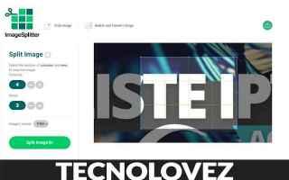 Siti Web: imagesplitter
