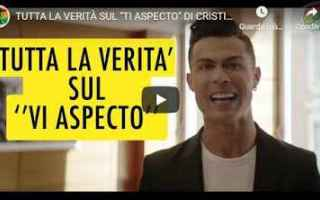 Calcio: cr7 ronaldo calcio juventus video juve