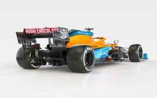 Formula 1: MCLAREN: RICCIARDO ED IL MOTORE MERCEDES PER TORNARE A LOTTARE PER IL MONDIALE