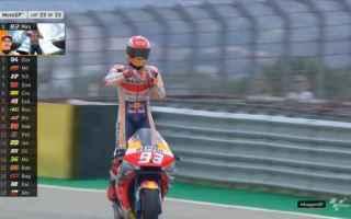 MotoGP: MARC MARQUEZ E QUELLE DUE IMPRESE CHE RISCHIANO DI METTERE IN PERICOLO LA SUA CARRIERA