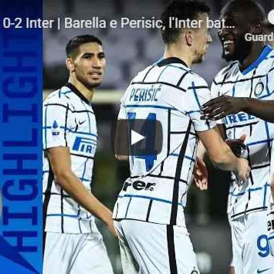 firenze fiorentina inter video calcio