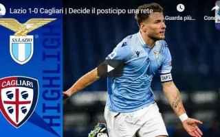 Serie A: roma lazio cagliari video calcio sport