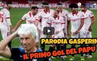 Calcio: gli autogol video calcio satira atalanta