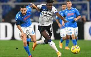 Coppa Italia: atalantanapoli