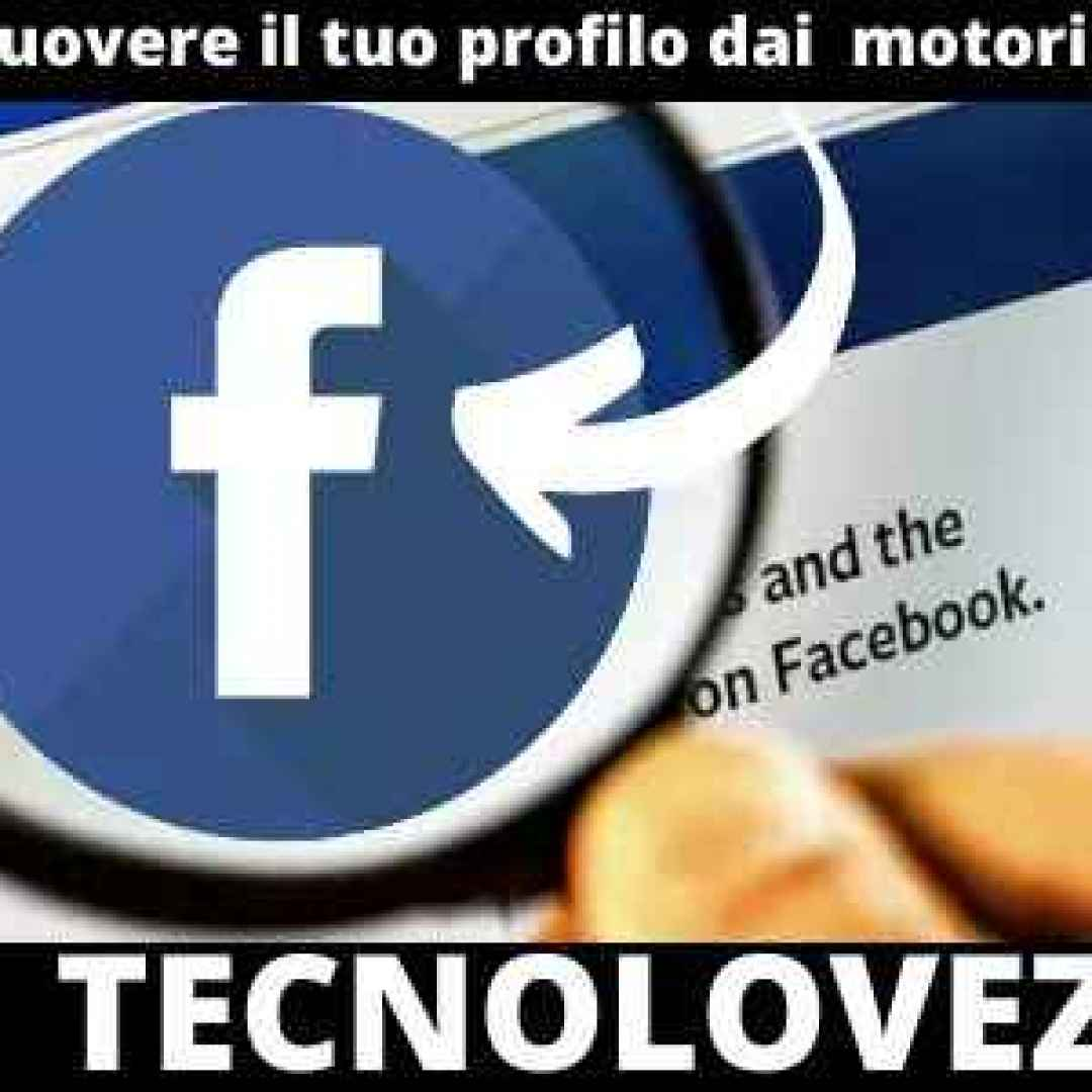 facebook profilo   motore di ricerca