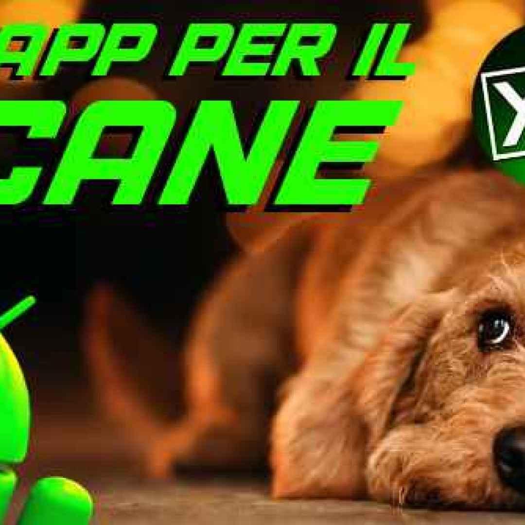cane addestramento android cucciolo app
