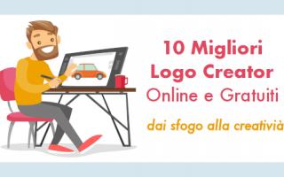 Web Design: logo creator  logo  crea logo  immagine