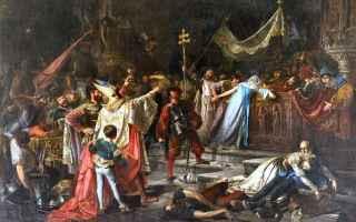 Storia: lanzichenecchi  sacco di roma  storia
