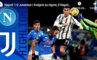 Serie A: napoli juventus video calcio sport