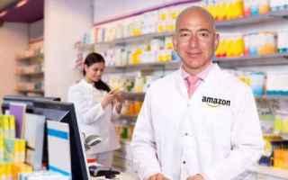 Borsa e Finanza: amazon  farmacia  stocastico  franco