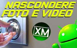 Tecnologie: privacy android foto video app blog