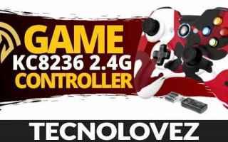 Giochi: easysmx kc-8236  gamepad controller