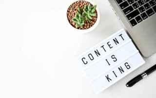 Web Marketing: content marketing  web agency treviso