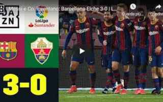 Calcio Estero: barcellona spagna video calcio sport