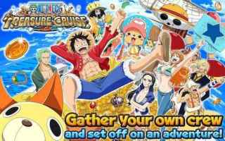 Mobile games: scarica Trucchi ONE PIECE TREASURE CRUISE - GENERATORE TRUCCHI IOS ANDROID