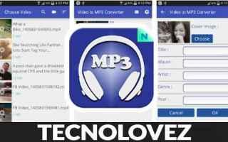 App: mp3 tagger app