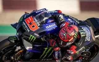 MotoGP: TEST QATAR 2 GIORNATA: DUELLO QUARTARARO-MILLER