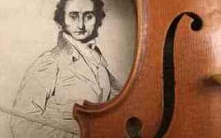 Arte: violino di paganini