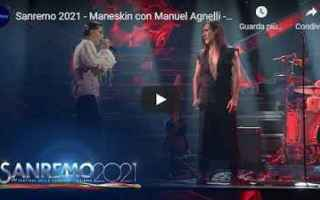 Musica: cover maneskin video musica sanremo