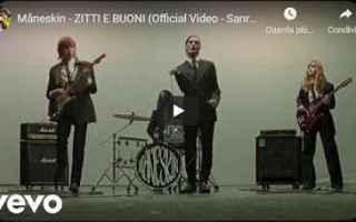 Musica: maneskin video musica italia rock