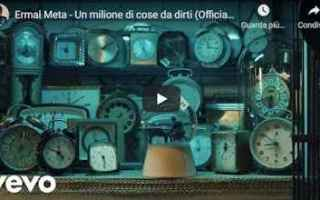Musica: video musica italia canzone youtube