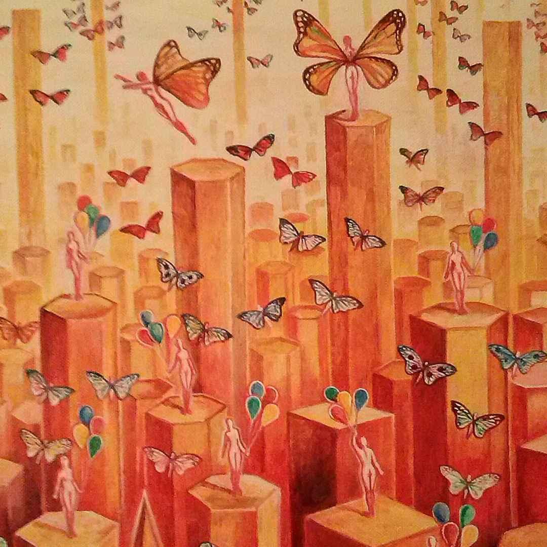 video  arte  surrealismo  poesia  covid